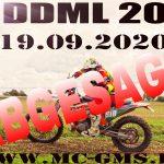 DDML 20 ABGESAGT!